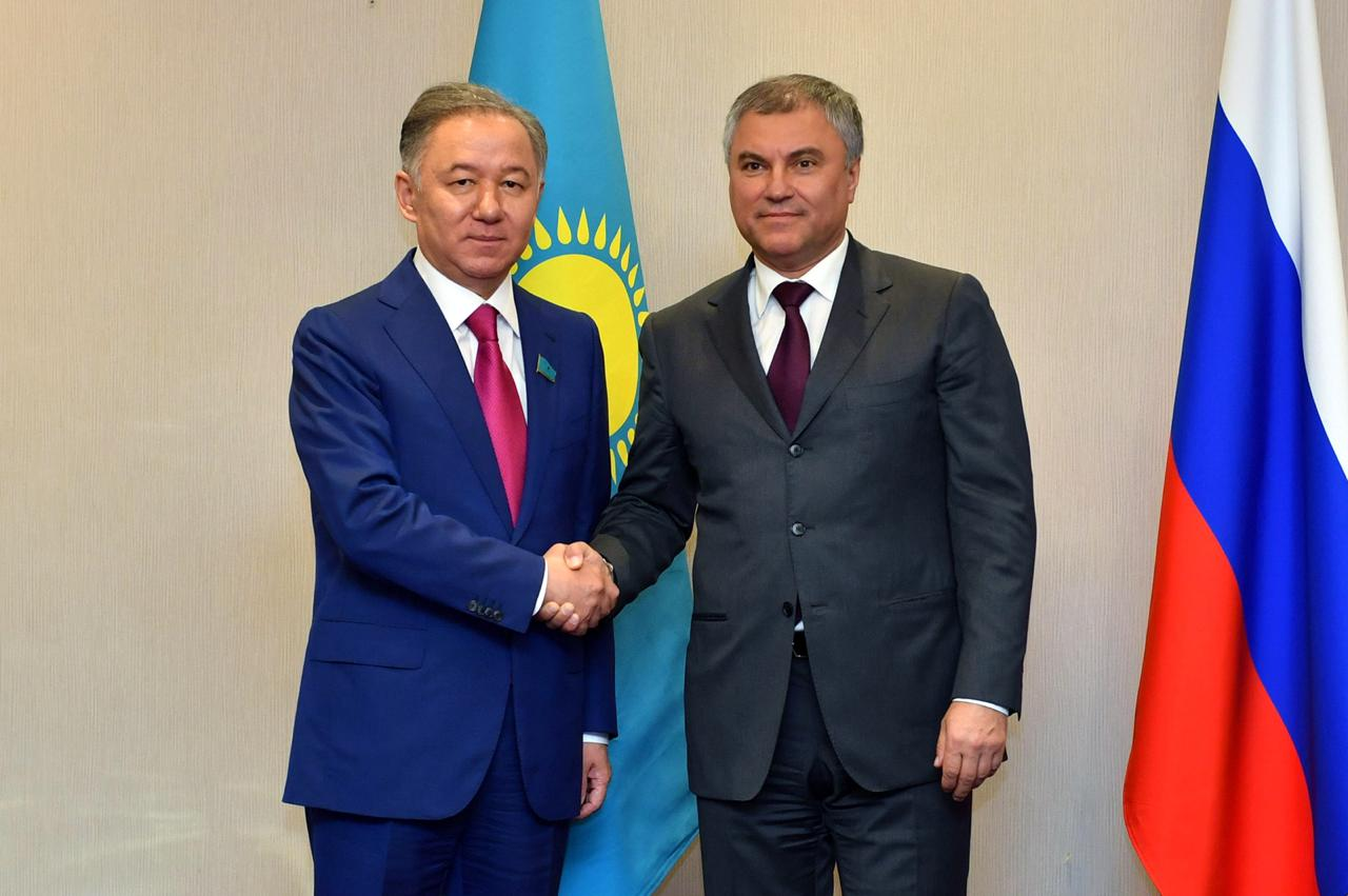 В Казахстане состоится IV Совещание спикеров парламентов стран Евразии
