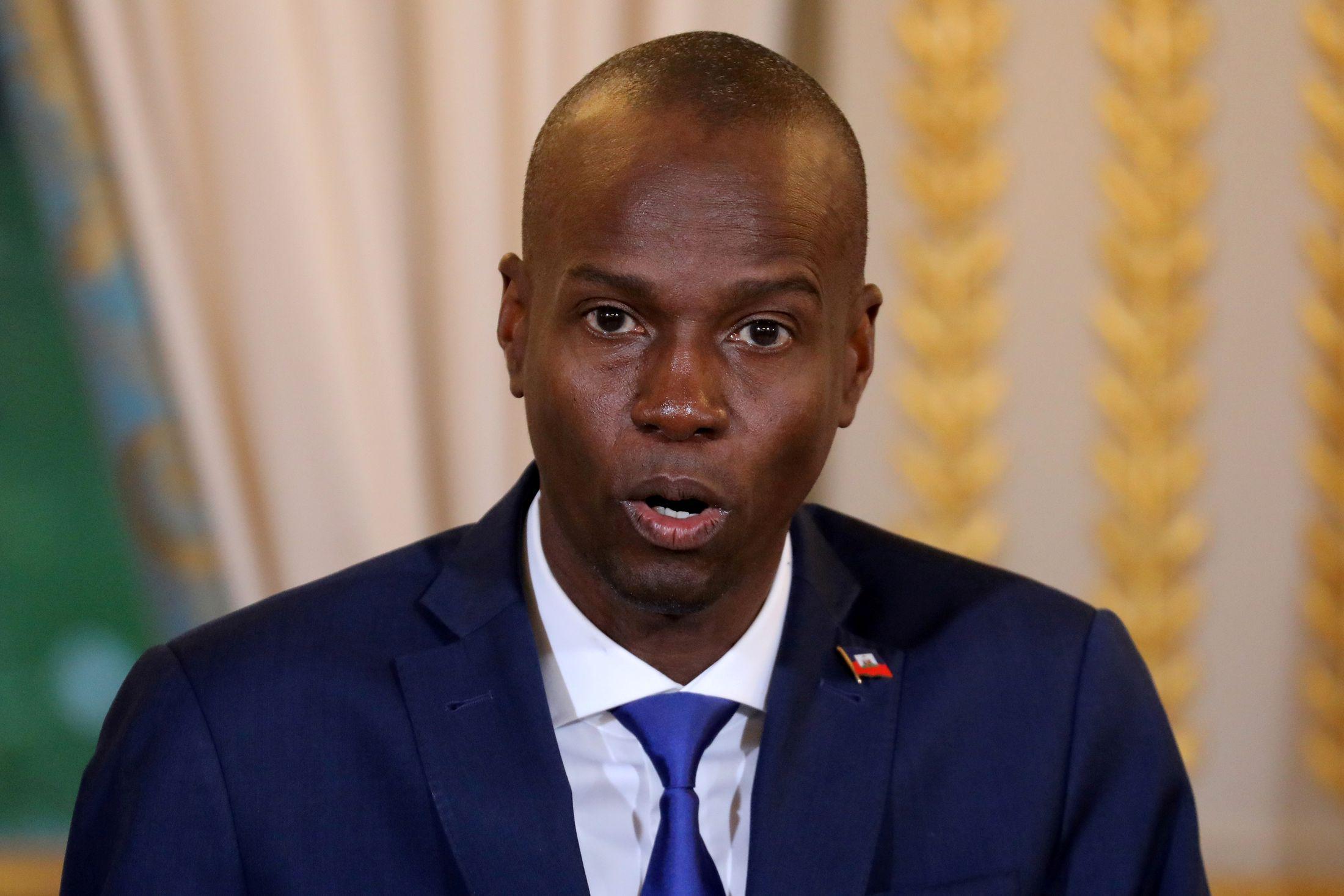 Названо число задержанных по подозрению в убийстве президента Гаити