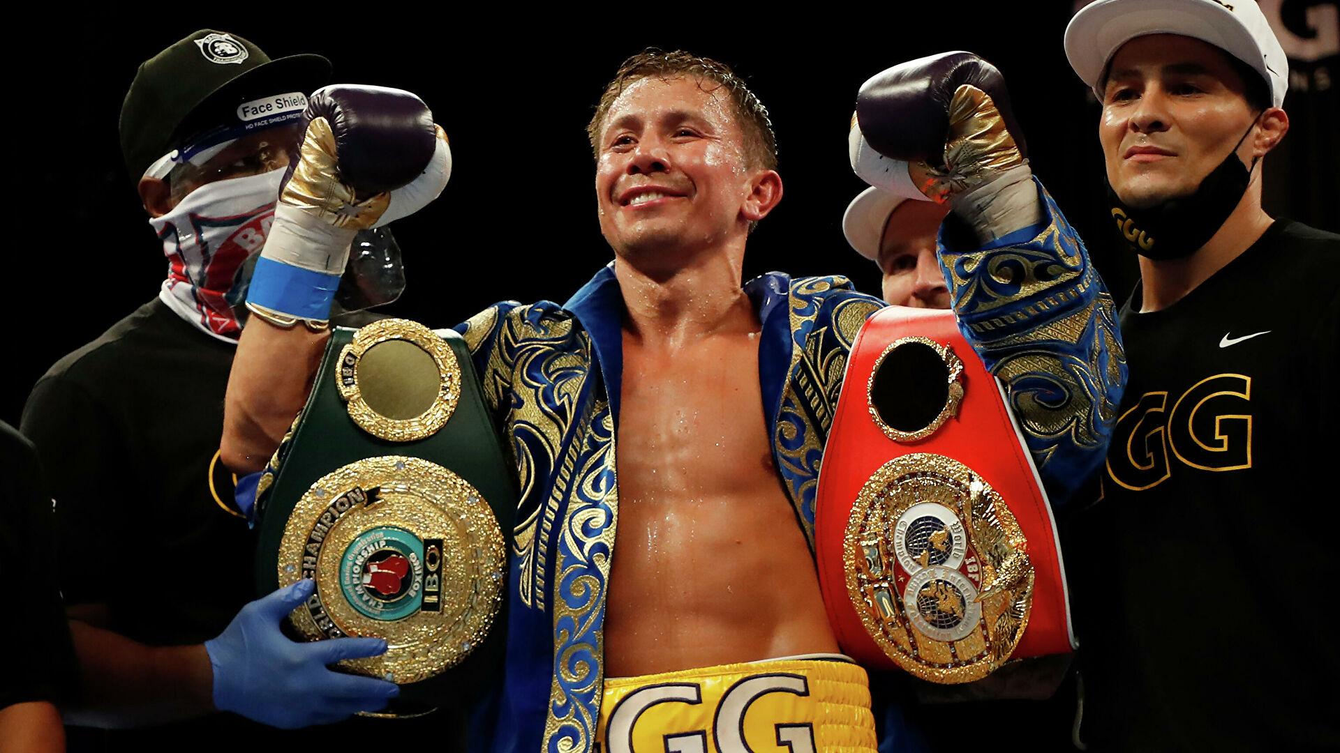 Головкин договорился о бое с чемпионом мира
