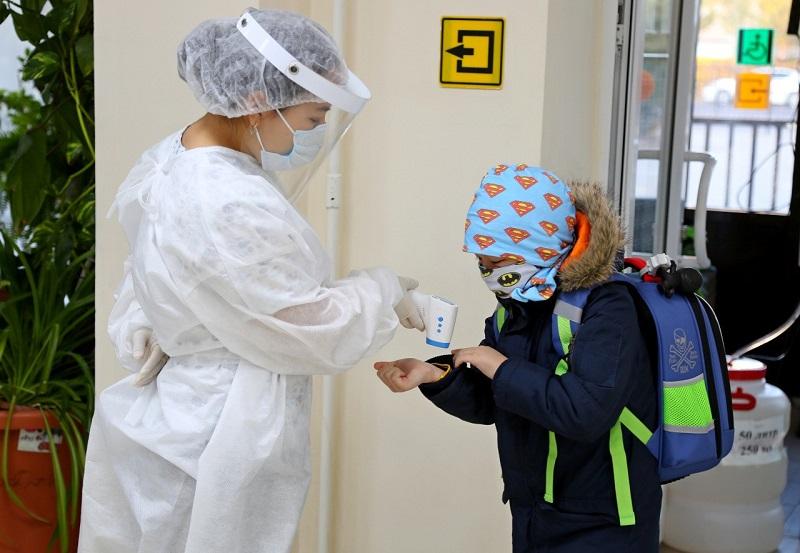 Об эпидситуации в школах Нур-Султана рассказали в управлении образования