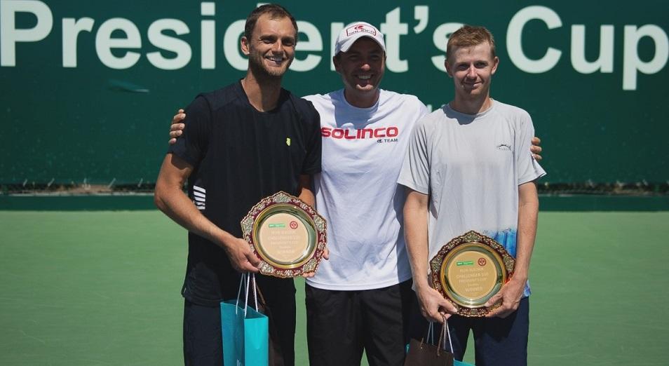 Голубев и Недовесов в шаге от третьего совместного титула в сезоне