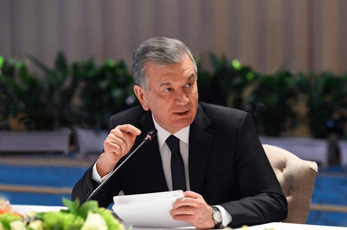 Президент Узбекистана заявил о необходимости поддержать мирный процесс в Афганистане