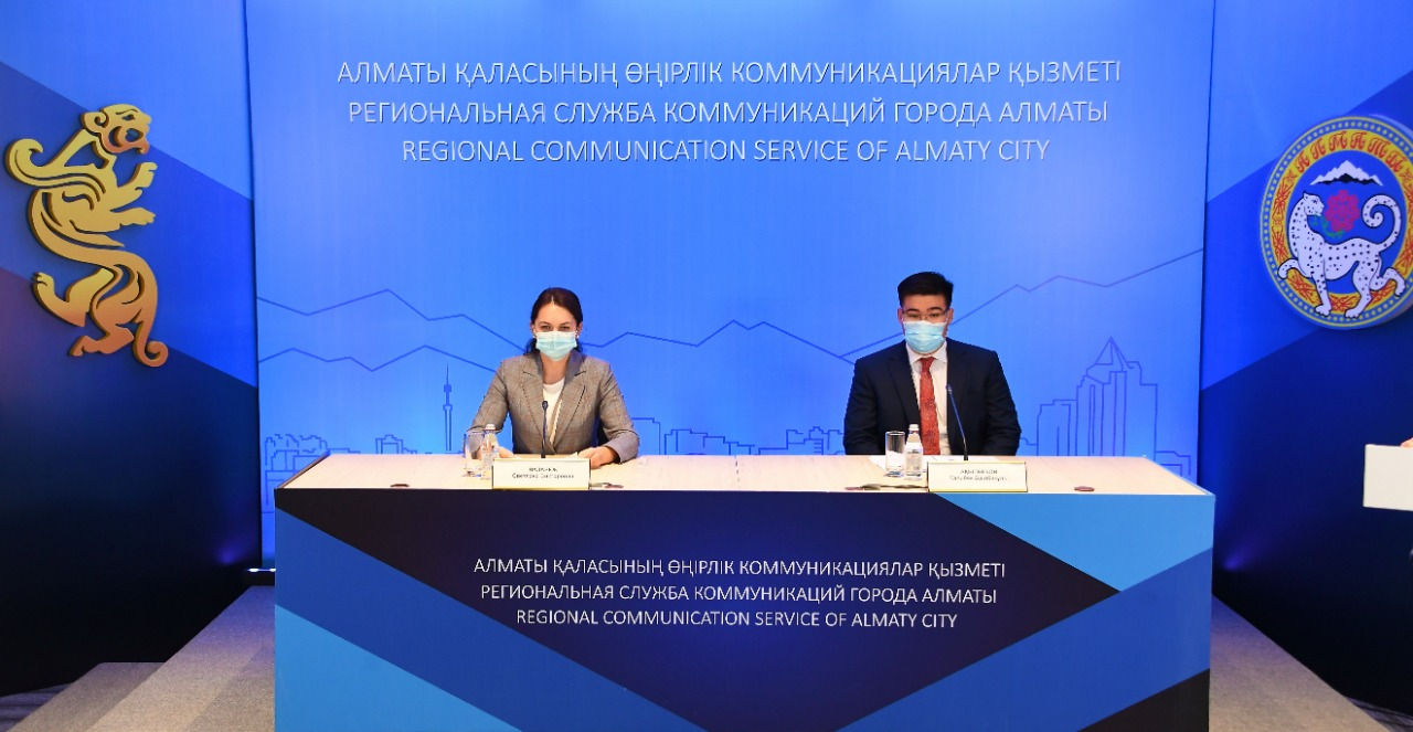 На сколько ежегодно растет финансовая поддержка предпринимательства в Алматы