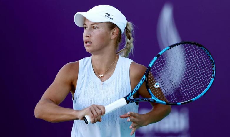 Юлия Путинцева сыграет на международном турнире по теннису в Гамбурге