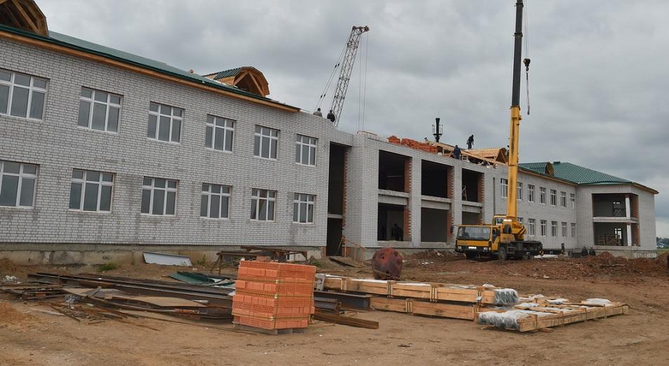 В 2021 году в стране поручено построить 200 новых школ
