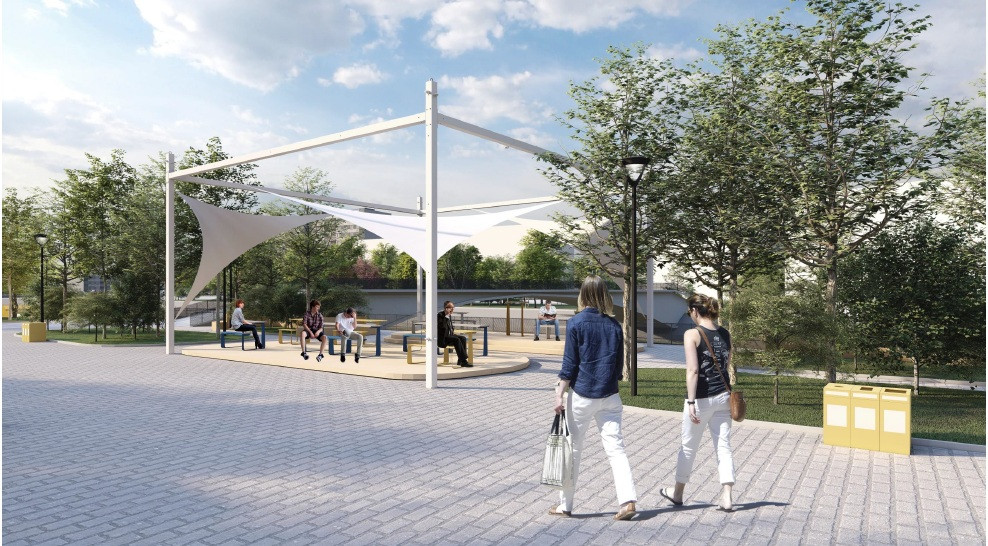 Новый парк появится на Правобережье столицы