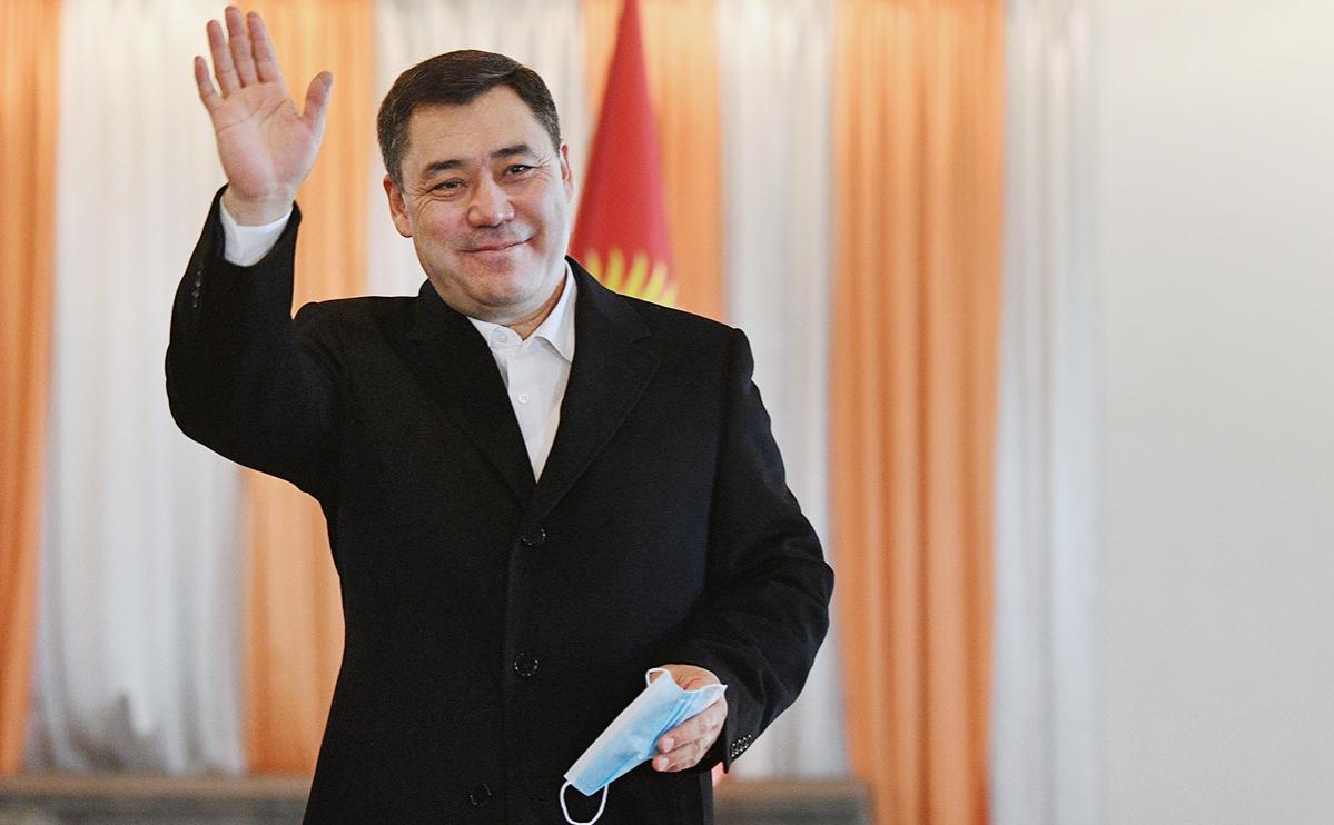 Зачем президент Кыргызстана летит в Казахстан