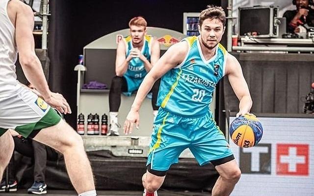 Казахстан уступил в первом матче олимпийской квалификации по баскетболу 3Х3