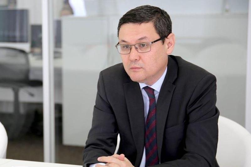 Советником-посланником посольства РК в РФ назначен Еркин Тукумов