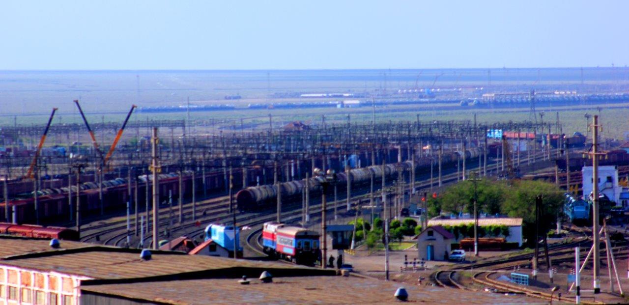 О чем договорились железнодорожники РК и КНР