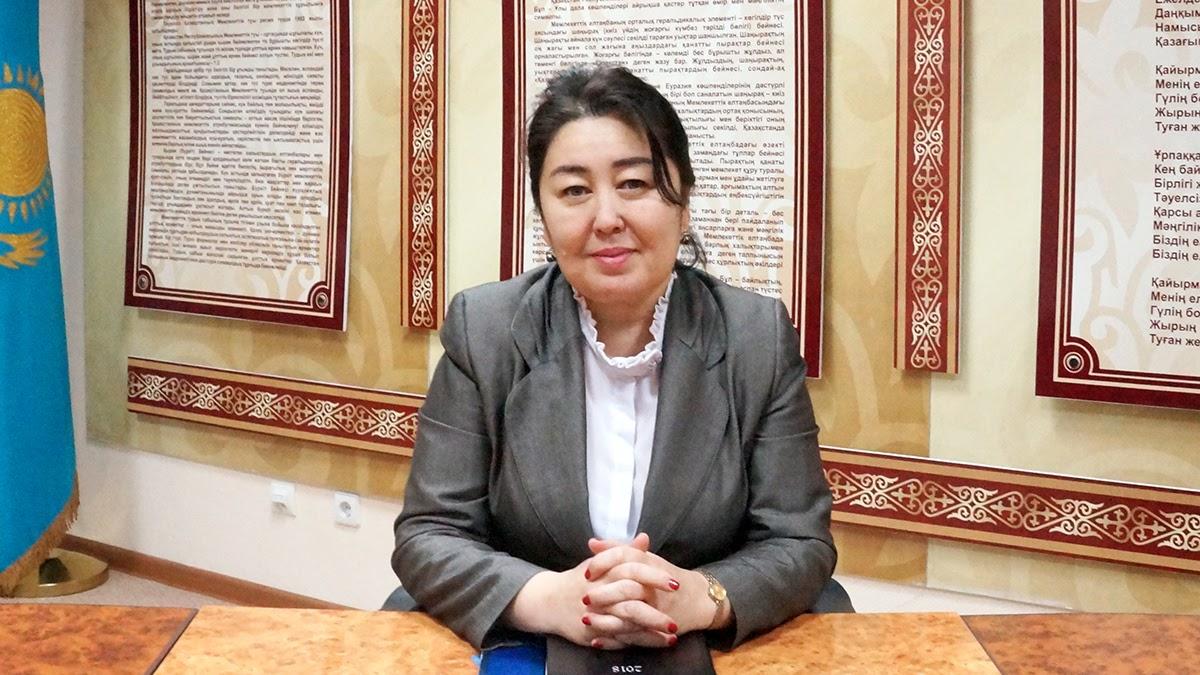 Гульжахан Бимендина освобождена от должности председателя комитета по управлению земельными ресурсами МСХ РК