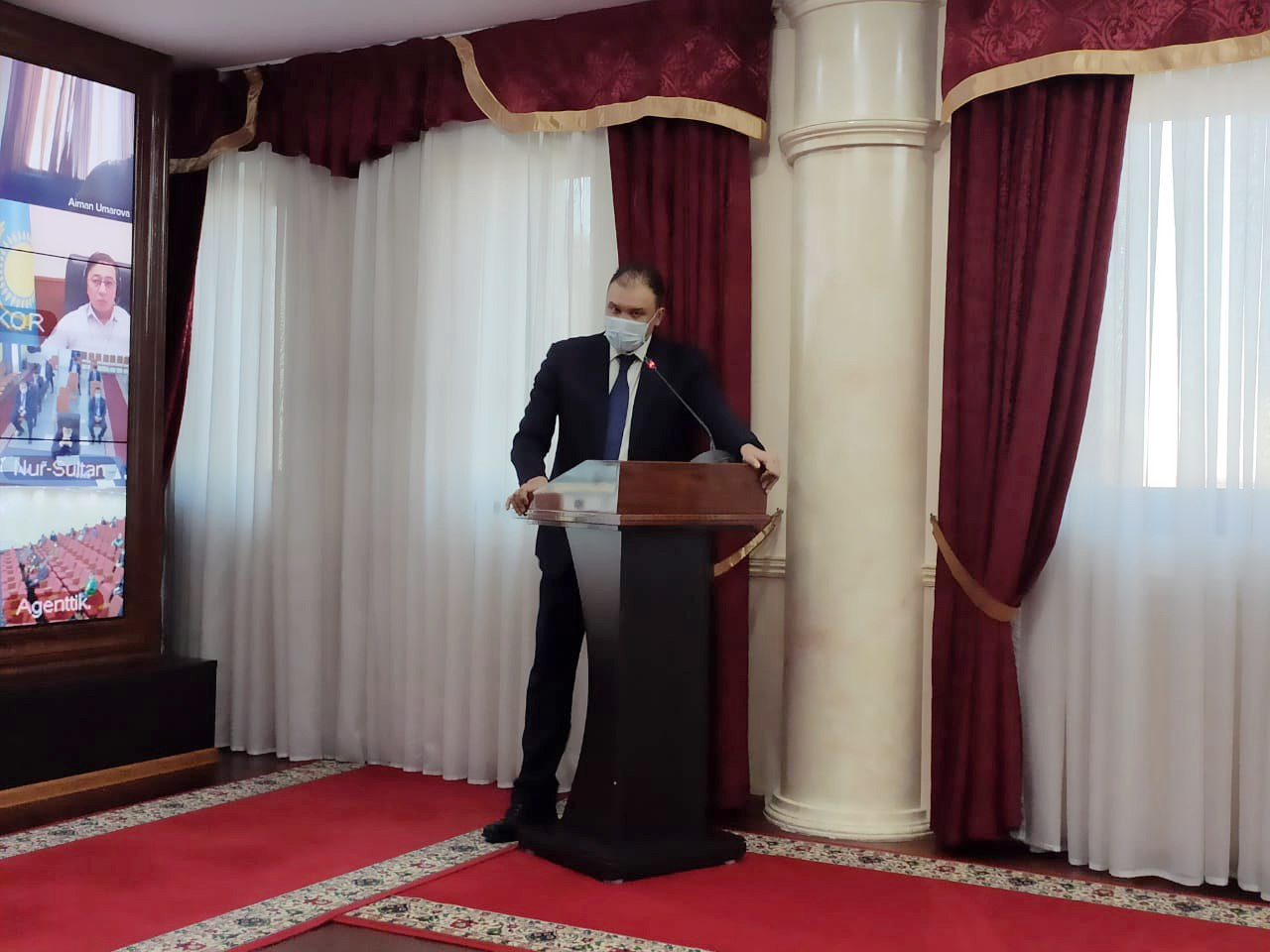 Антикоррупционная служба сопровождает «перезагрузку» «СК-Фармации»