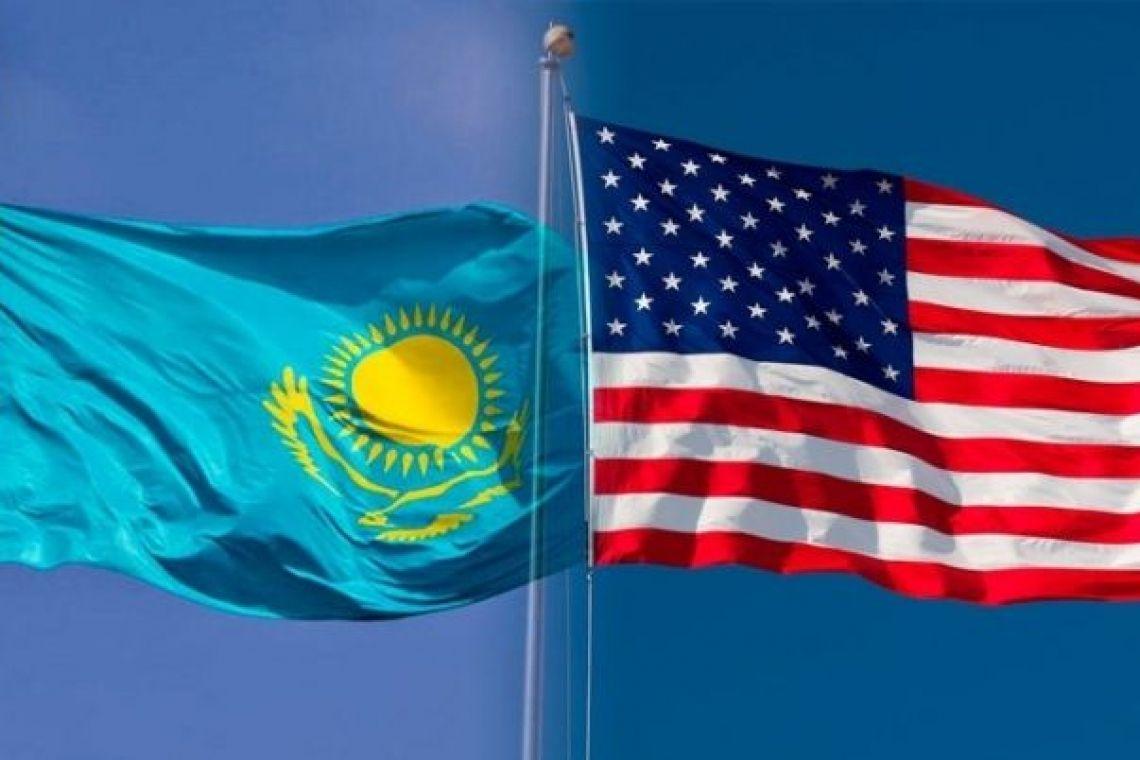 На сколько вырос товарооборот Казахстана и США