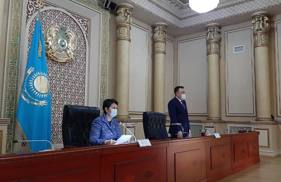 Назначен новый аким города Кызылорды