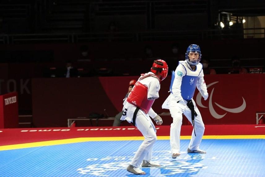 Нурлан Домбаев стал пятым на паралимпиаде в Токио