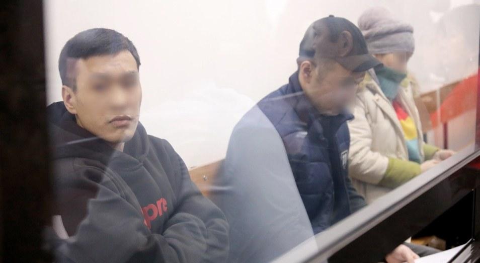 Суд вынес вердикты обвиняемым вубийстве казахстанского фигуриста Тена