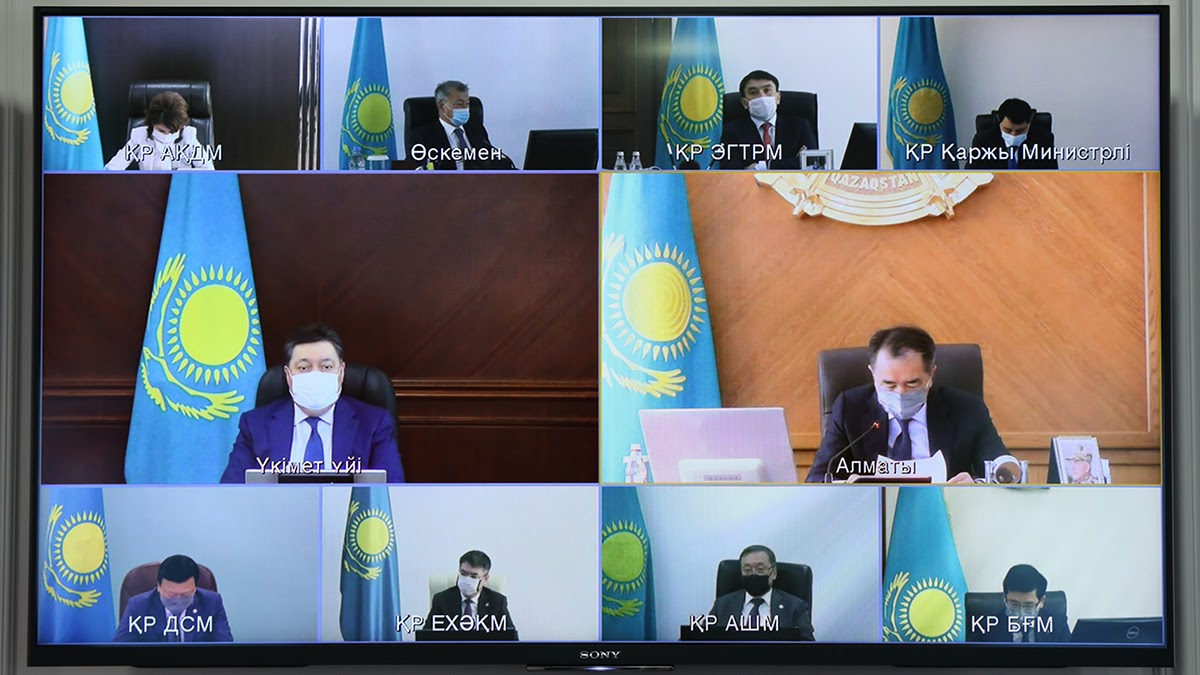 В 10 городах РК планируют улучшить качество воздуха