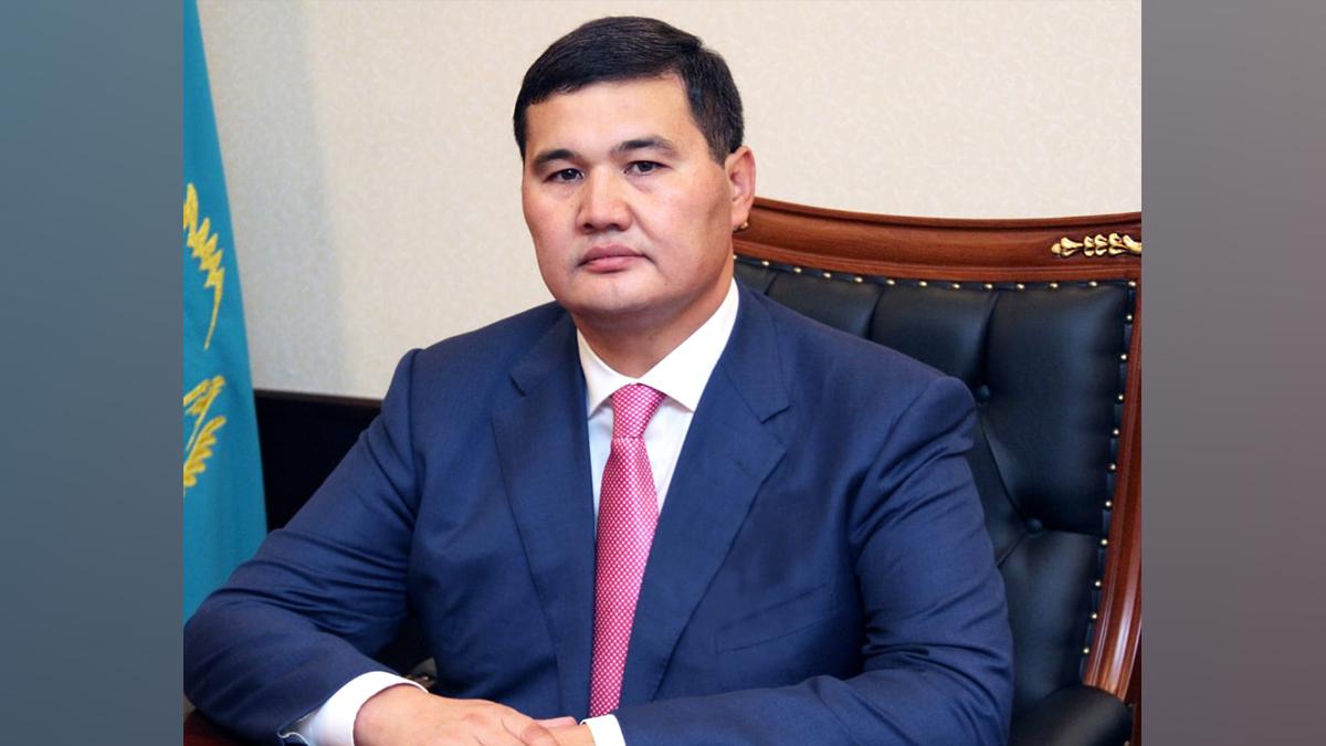 Нурлыбек Налибаев назначен заведующим отделом регионального развития канцелярии премьер-министра РК