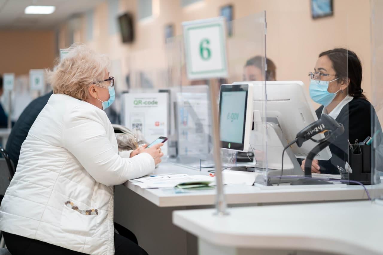В какой области Казахстана проживает больше всего пенсионеров