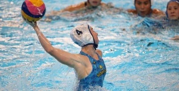 Молодежный ЧМ по водному поло: казахстанки уступили в третьем матче
