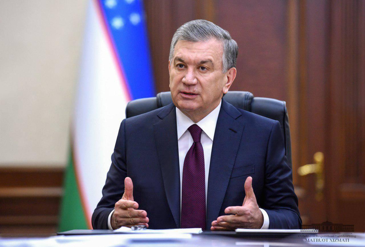 Президент Узбекистана призвал объединить усилия СНГ для преодоления последствий пандемии