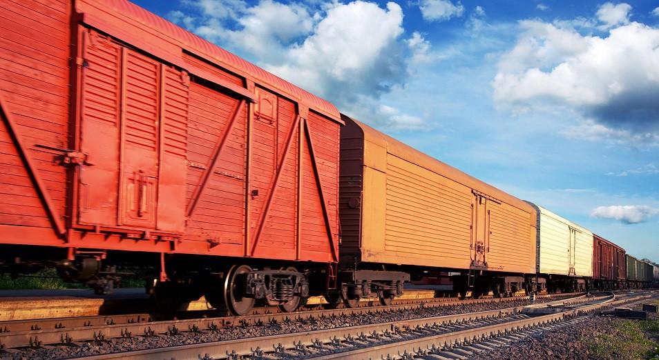 """""""КТЖ"""" арендует дополнительный парк вагонов для экспорта казахстанского зерна"""
