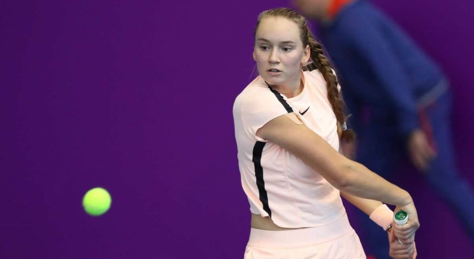 Рыбакина зашла на второй титул WTA