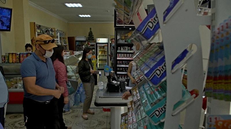 В Нур-Султане регулярно проходят рейды по соблюдению санитарных норм бизнесом