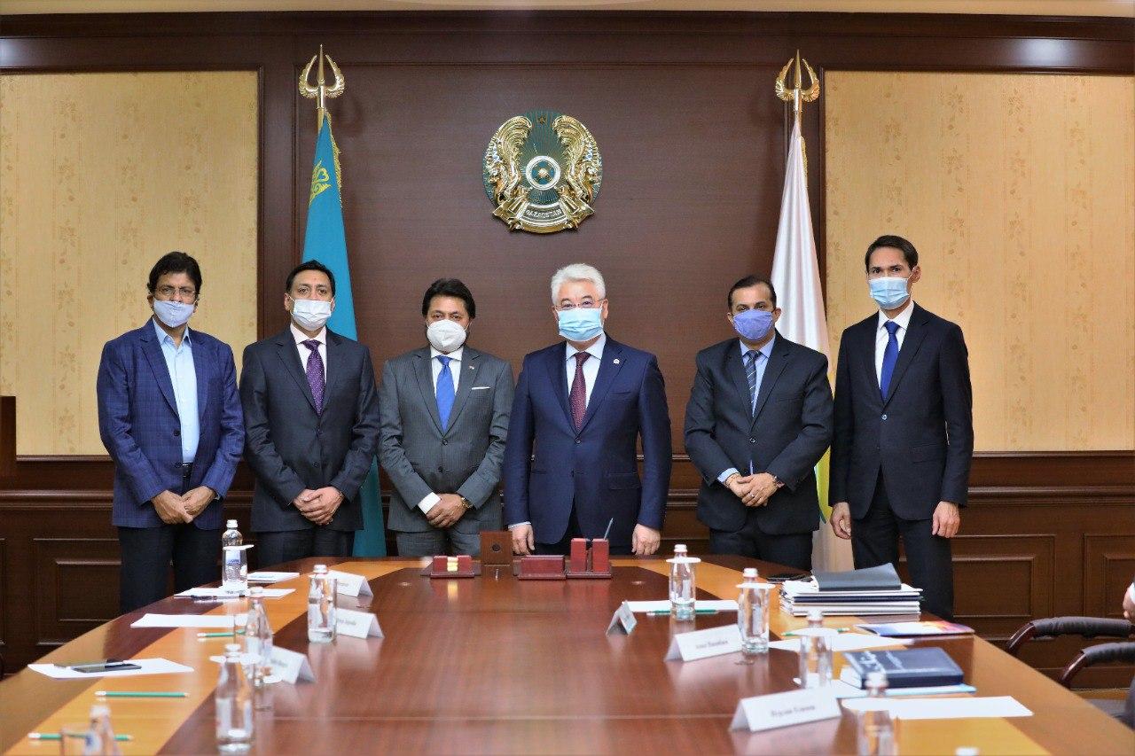 В Павлодарской области планируют построить ферросплавный завод