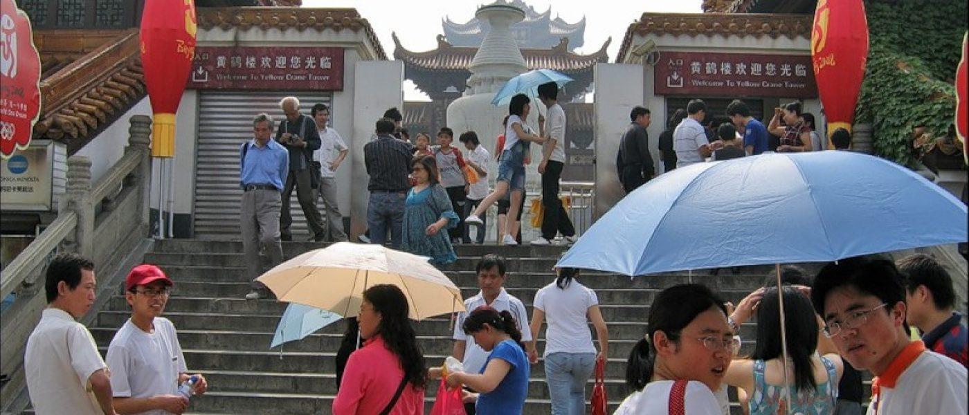 Население Китая с 2010 года выросло на 72 млн