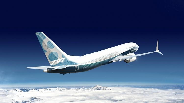 Boeing 737 MAX авиакомпании SCAT выполнил первые коммерческие рейсы