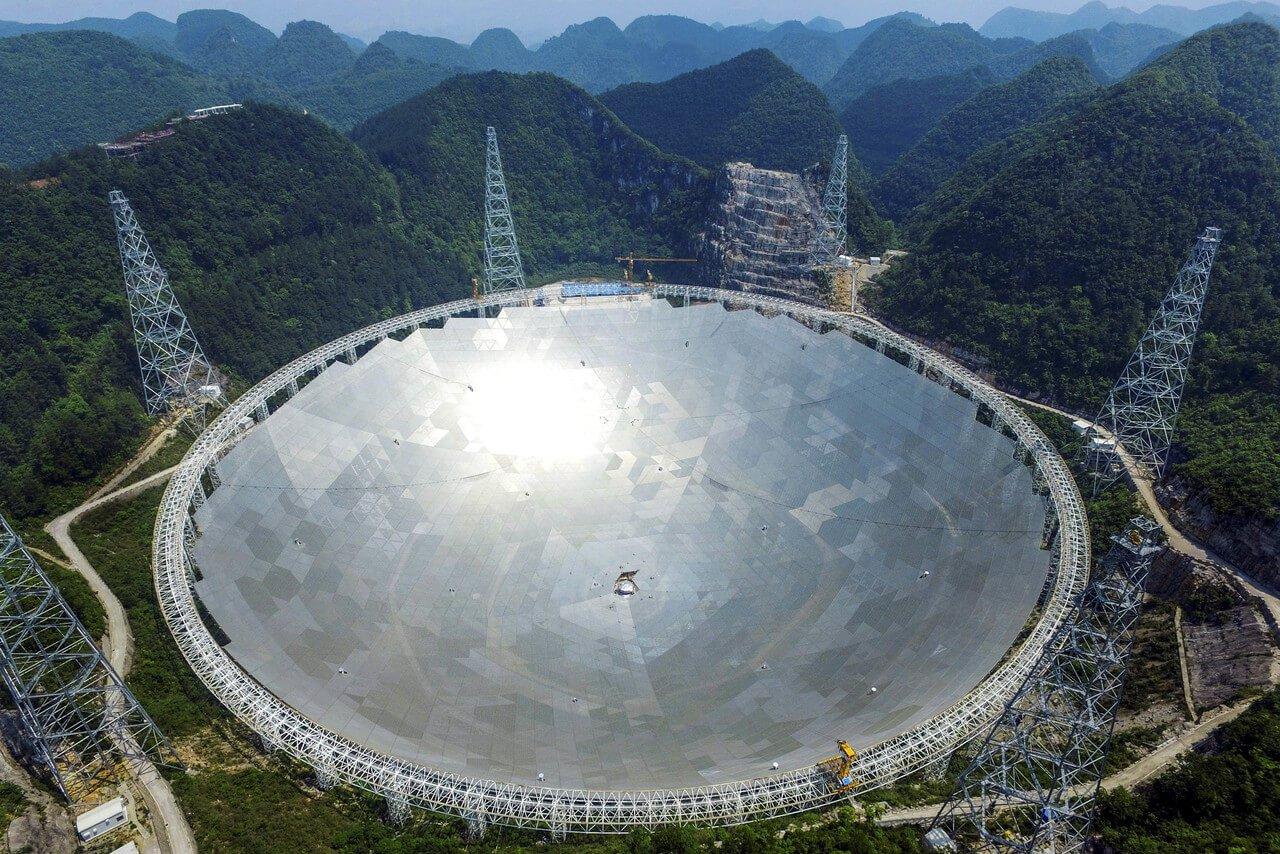 Когда иностранные ученые смогут воспользоваться китайским телескопом FAST