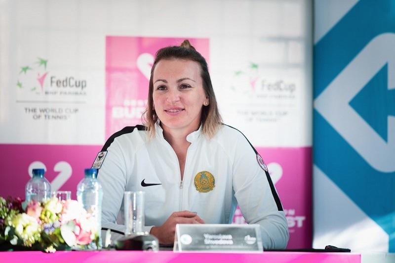 Ярослава Шведова стала главным тренером женской команды РК по теннису