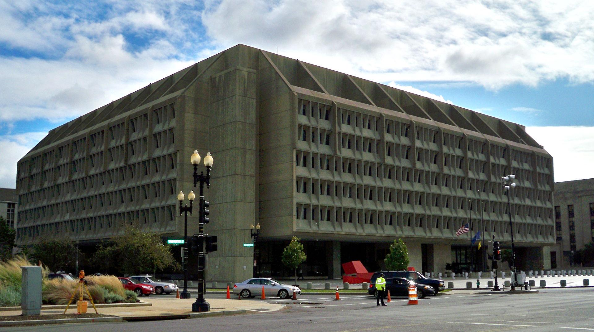 Здание минздрава США эвакуировали в связи с сообщениями о бомбе