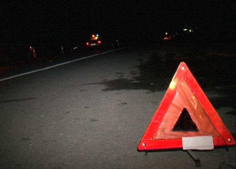 Пьяный водитель протаранил блокпост на въезде в Алматы: погиб полицейский