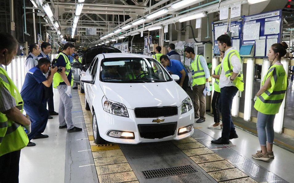 Hyundai мен Chevrolet-тің тасы өрге домалап тұр