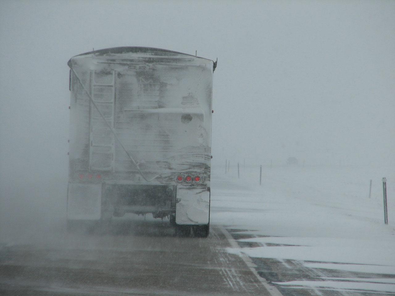Низовая метель: прогноз погоды по Казахстану на 28-30 октября