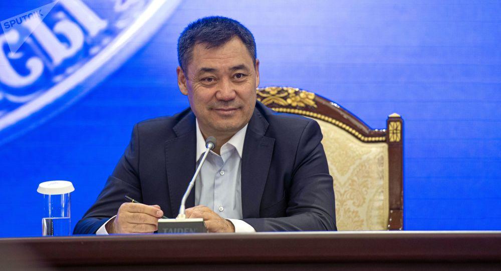 Когда состоится инаугурация избранного президента Кыргызстана