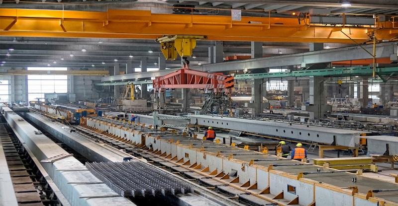 В Алматинской области планируют построить завод железобетонных изделий