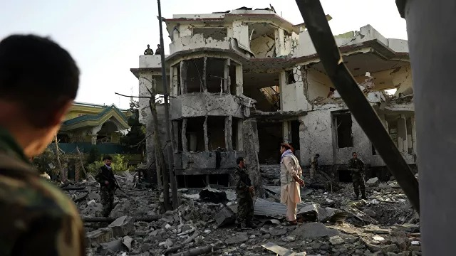 Ауғанстанда министрдің үйіне шабуыл жасалып, 8 адам қаза тапты