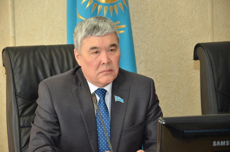 Досье: Лукпанов Сагындык Есенгалиевич ,