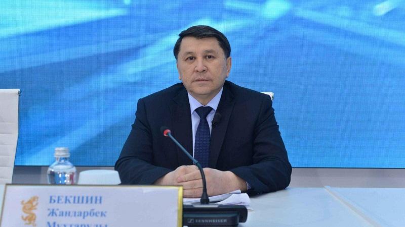 Жандарбек Бекшин: Ситуация в городе по коронавирусной инфекции стабильная