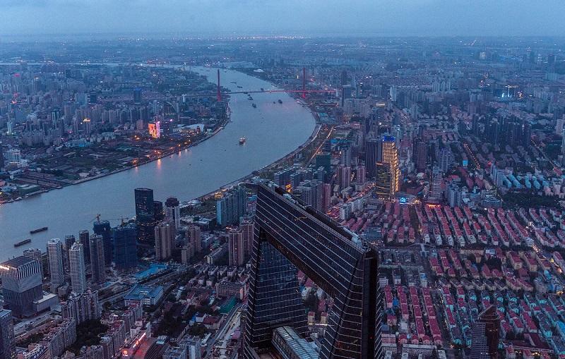 В Шанхае наблюдается рост числа жителей пожилого возраста