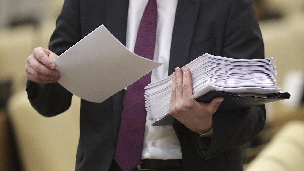 Правительство планирует разработать в 2021 году 25 новых законопроектов