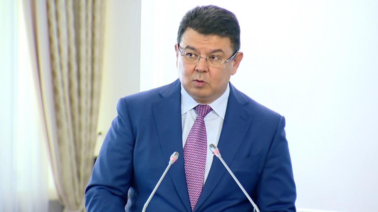Что Бозумбаев обсудил с Новаком