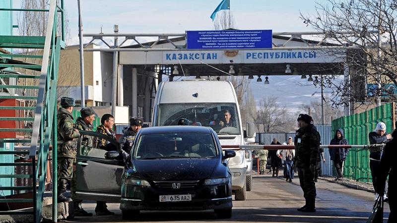 Усилен ветконтроль на границе Казахстана
