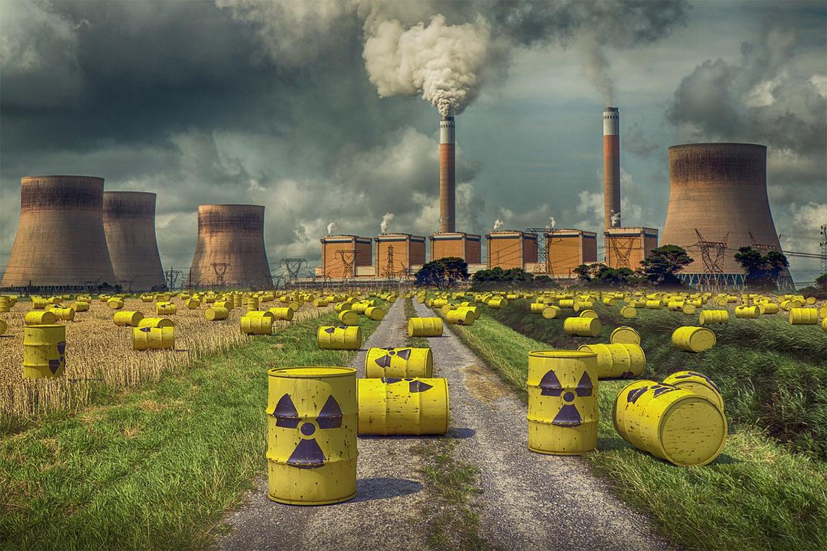 В Павлодарской области планируют построить хранилище радиоактивных отходов