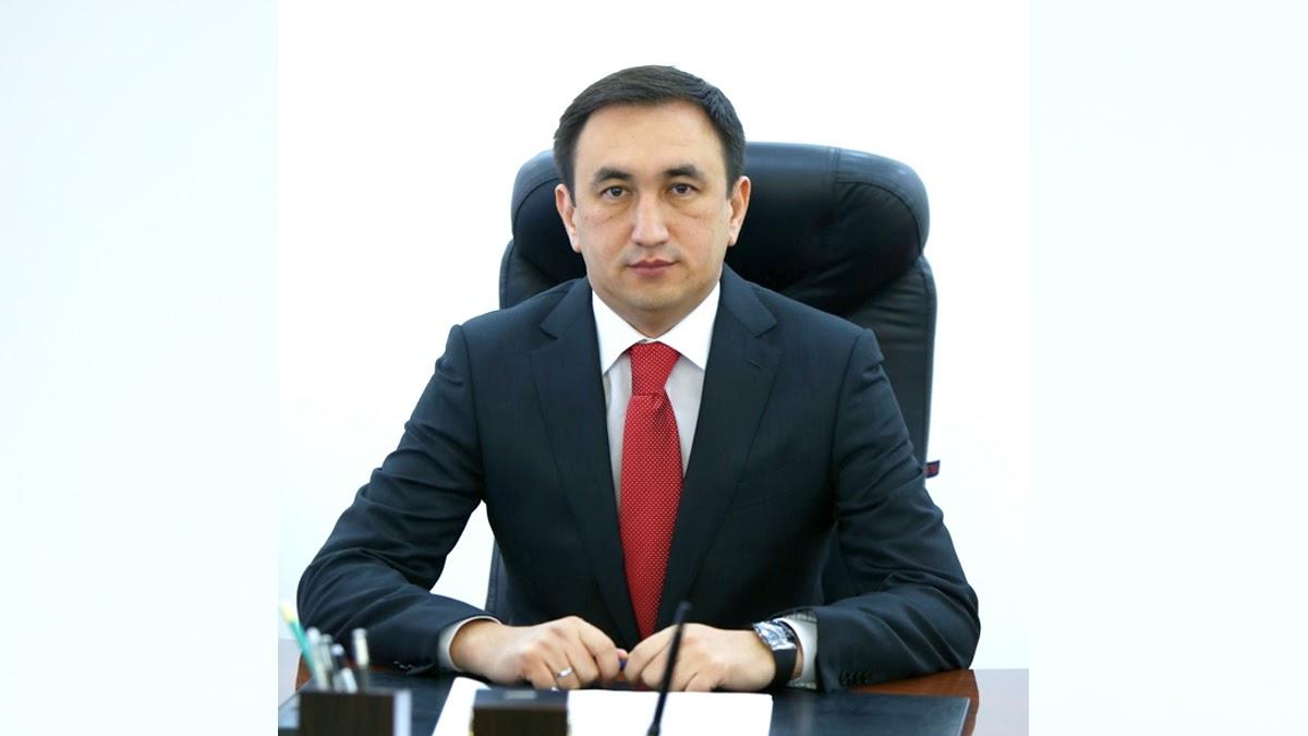 Досье: Жаналинов Данияр Еренгалиевич , досье, Вице-министр финансов РК, Данияр Жаналинов