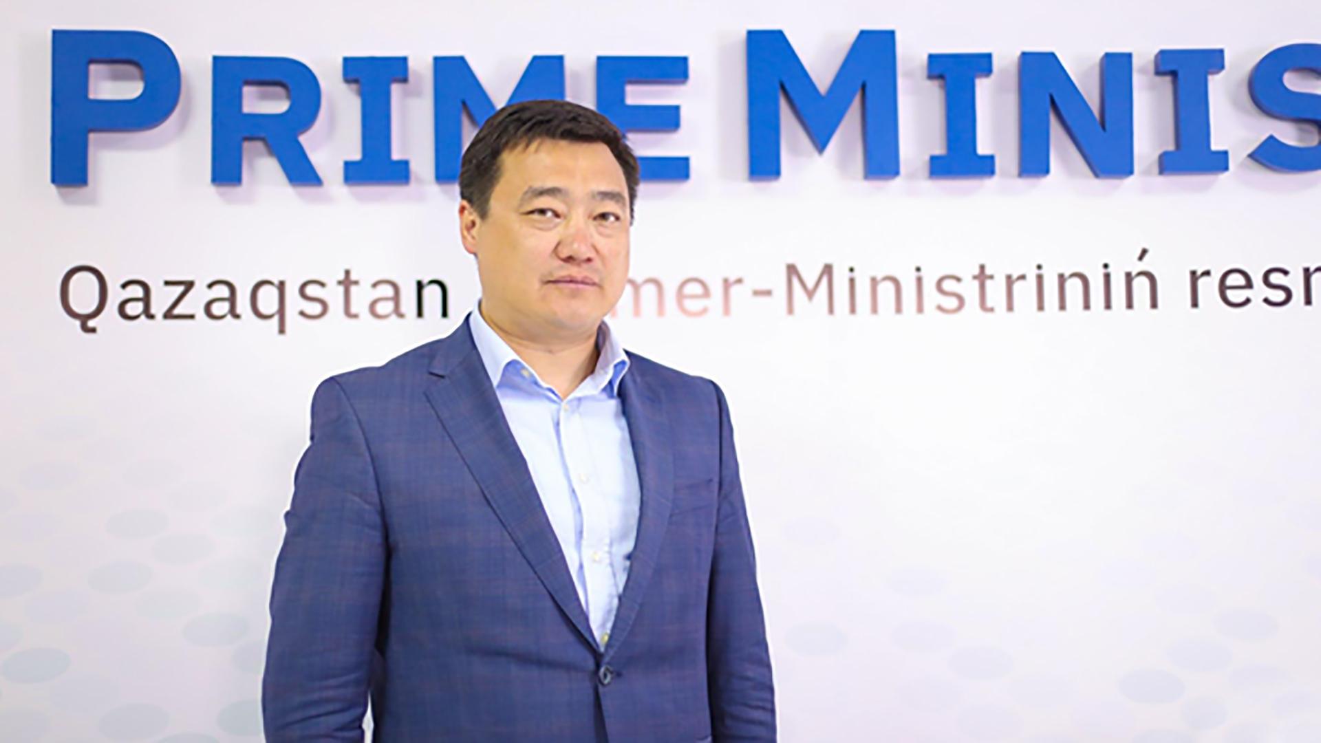 Уркен Бисакаев освобожден от должности вице-министра культуры и спорта РК