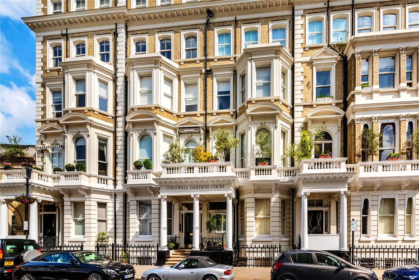 Цены на жилье в Великобритании бьют рекорды